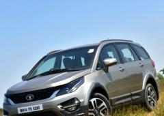 Tata Hexa first drive review