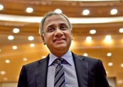 Infosys' deal pipeline remains strong: Salil Parekh
