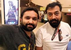 Spotted: Anurag Kashyap