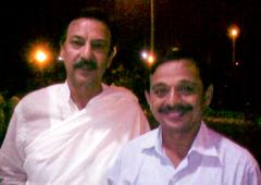 Spotted: Suresh Oberoi in Mount Abu