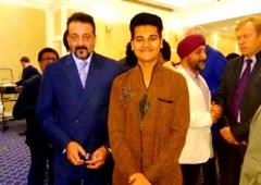 Spotted: Sanjay Dutt in Lithuania