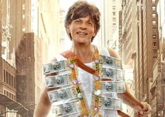Zero Trailer Review: SRK is back in the game and how!