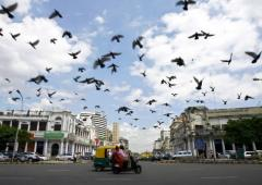 Connaught Place world's 7th most expensive office market