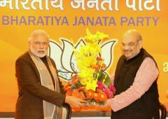 2016 will be a good year for Amit Shah and the BJP