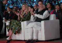 Modi's rise from tea-seller proves transformational change possible: Ivanka