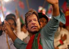 Imran Khan won't save Pakistan