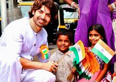 Gurmeet's appeal! Step out of your home and vote