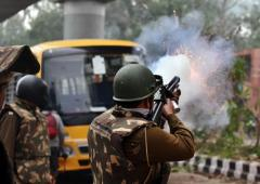 'Jamia violence began with intervention of outsiders'