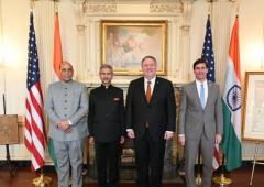 US-India: Why 2\+2 may not always be 4
