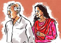Sheena Bora Trial: Travels with Indrani and Peter