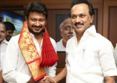 DMK's rising son to counter Superstar effect?
