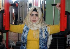 At 21, she started a gym for Srinagar's women