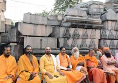 Time to find out what lies below Ayodhya