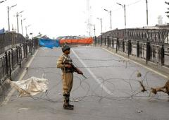 Kashmir situation deals body blow to India's image