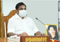 Coronavirus blow for other parties, it's AIADMK vs DMK