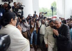 Bengal Governor: 'I was stunned by Mamata's response'