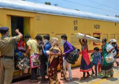 Railways to run 100 'Shramik special' trains daily