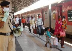 Waiting list for special trains to begin from May 22