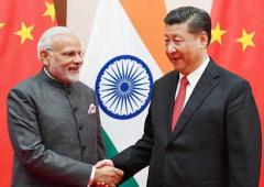 India-China relations: The show must go on