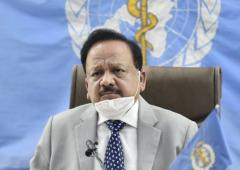 Good Luck has always been Harsh Vardhan's ally