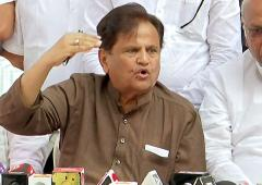 Revealed: The Ahmed Patel You Didn't Know