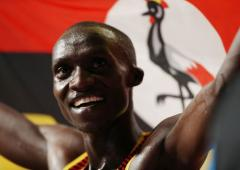 Cheptegei sets new 10km road record for 2019 treble