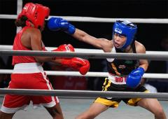 Big Bout: Mary Kom outclasses Olympic medallist Ingrit