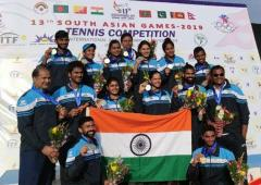 India continue impressive show with 15 gold medals