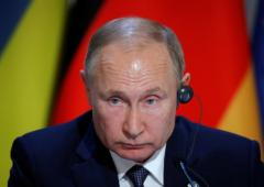 Putin says Russia may appeal WADA ban