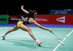Sindhu loses again, knocked out of BWF World Tour Final