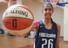 16-year-old Harsimran invited to train at NBA Academy