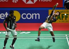 Satwik-Chirag enter semis of China Open