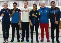 India finish World Cup shooting on high