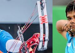 Abhishek-Jyothi strike mixed gold at Asian Archery