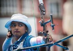 Deepika strikes gold in Asian Archery