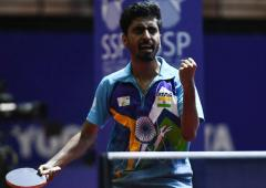 Sports Shorts: Sathiyan enters last-16 in ITTF World Cup