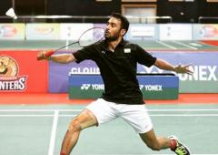 Syed Modi: Sourabh enters semis, Srikanth ousted