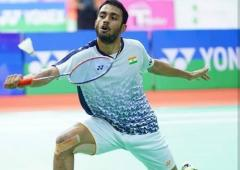 Syed Modi badminton: Sourabh enters final, Rituparna loses