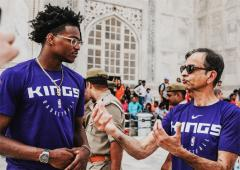 The Mumbaikar who connects the NBA with India