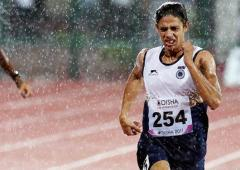 Sprinter Nirmala banned for 4 years for doping