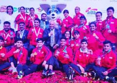 Shorts: Junior boxers bag 21 medals at Asian C'ships