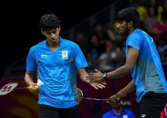 Rankireddy-Shetty beaten in French Open final