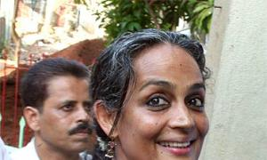 RSS, NGOs, media ran Anna movement: Arundhati Roy