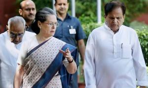 Ahmed Patel: Cong loses its strategist, troubleshooter