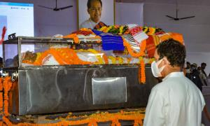 Assam prepares for Tarun Gogoi's final journey
