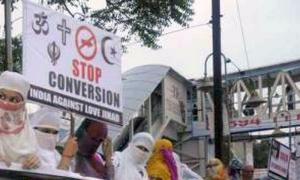 UP registers 1st case under anti-conversion law