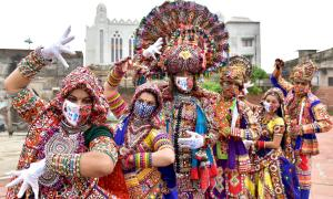 Covid: No dandiya, garba this Navratri in Maharashtra