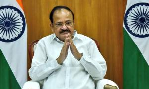 VP Venkaiah Naidu tests positive for COVID-19