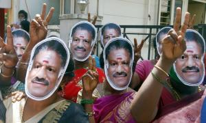Bickering continues in AIADMK over CM face