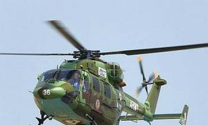 Pilot killed as Army chopper crash-lands in J-K